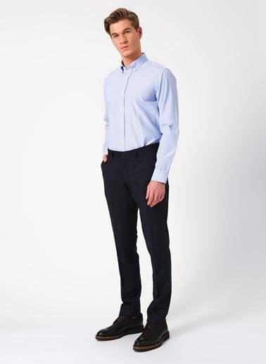 Fabrika Klasik Pantolon Lacivert